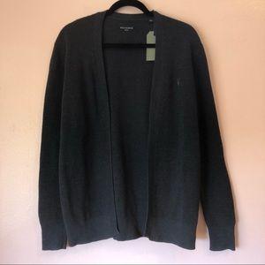 All Saints Sweaters - AllSaints Waffle Knit Cardigan